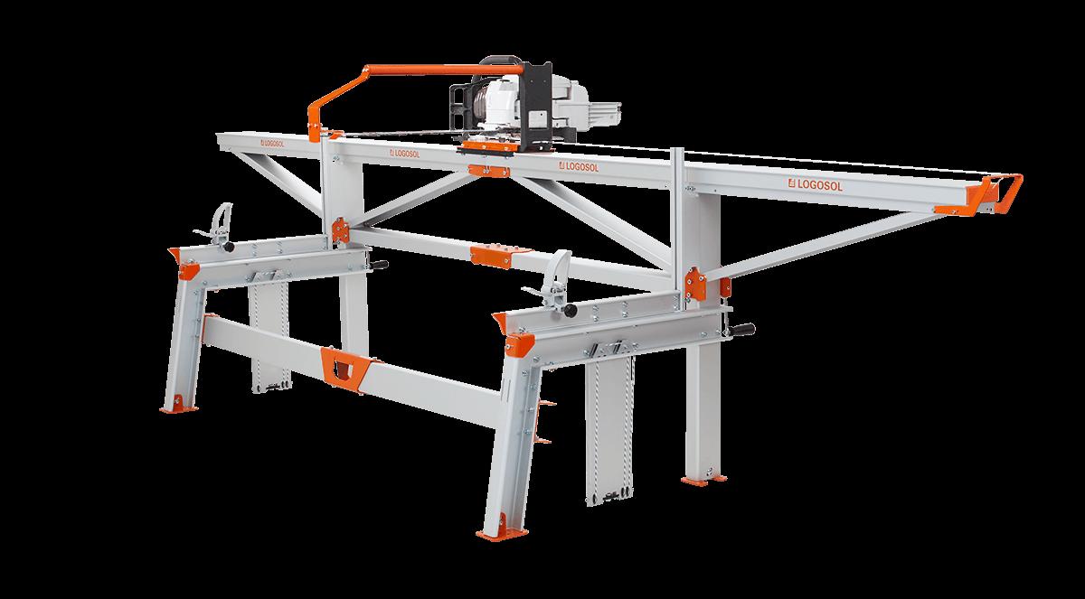 F2+ Chain Sawmill