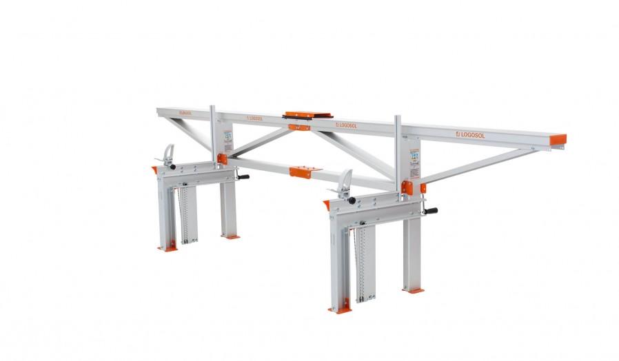 F2 Chain Sawmill (4 m)
