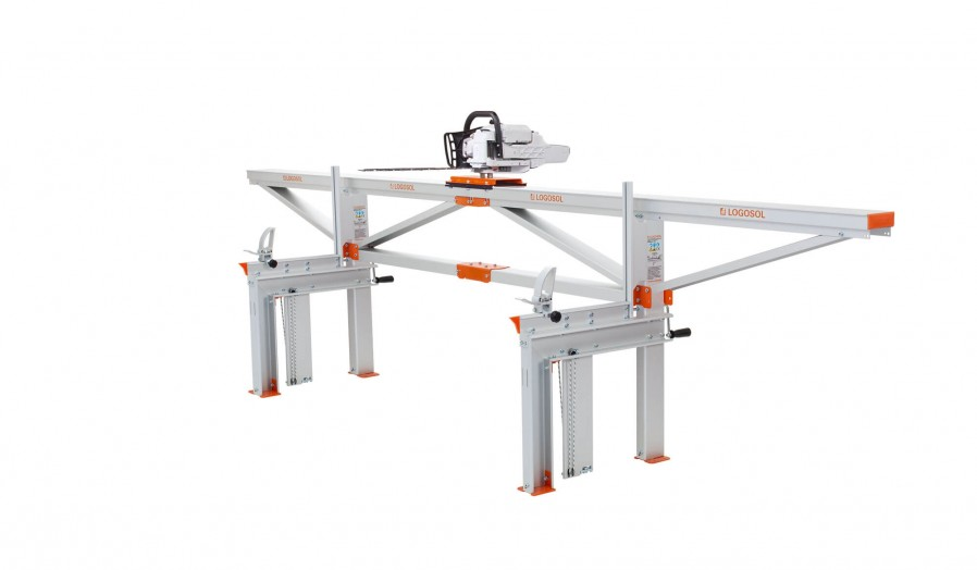 F2 Chain Sawmill (4 m) with MS391