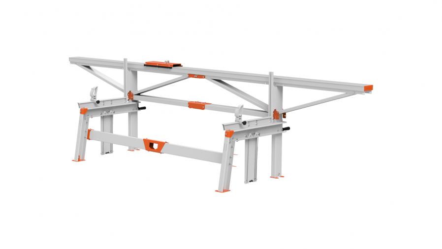 F2+ Chain Sawmill (4 m)