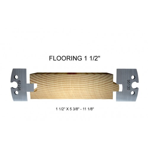 "Flooring 1, 1 1/2"""