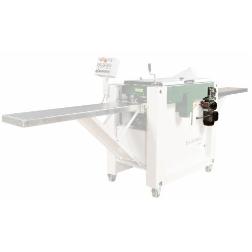 Variable feed rate, 6-39 ft/min (2-12 m/min), for PH260/DH410